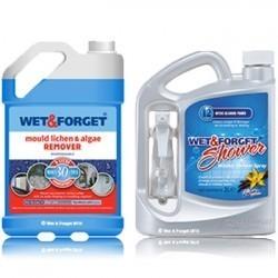 Wet & Forget 5L and Wet & Forget Shower Bundle
