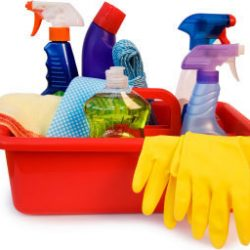 How to Organise your Cleaning Cupboard