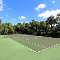 How to Maintain a Tennis Court